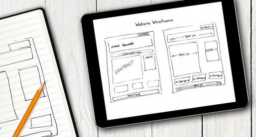 Le processus de création et de design d'un site Internet