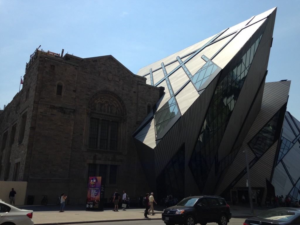 Royal Ontario Museum - Toronto. Photo : Stéphanie Savard