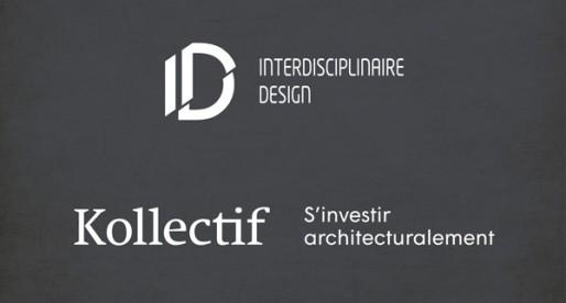 Interdisciplinaire Design et Kollectif deviennent collaborateurs médiatiques