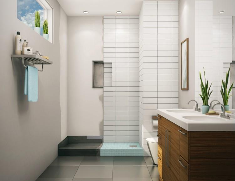 Nouveautés et tendances en matière de douche - ID ...