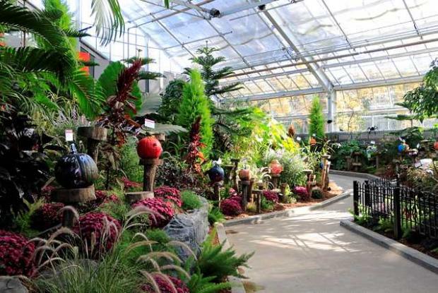 Jardin Botanique - Montréal