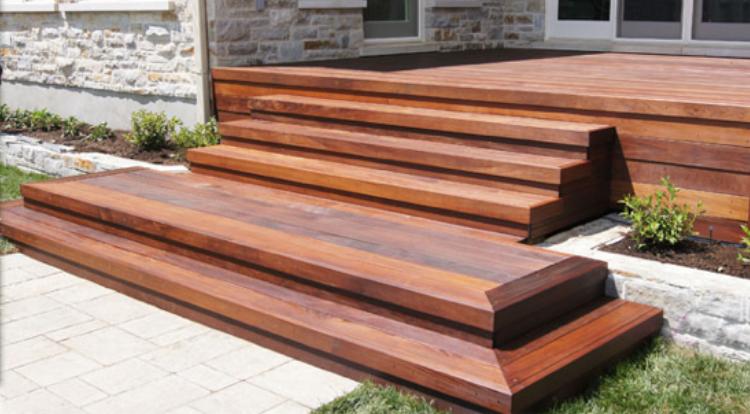 Cat u00e9gories de bois pour la finition de terrasse