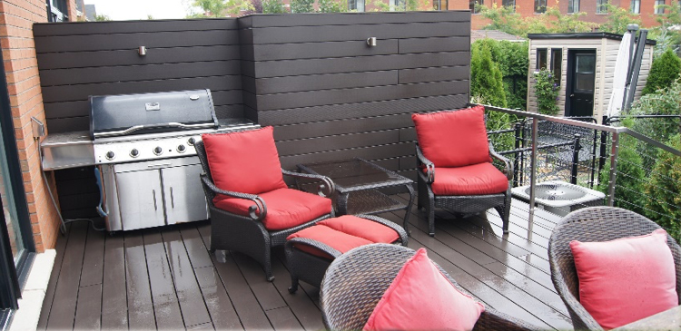 cat gories de bois pour la finition de terrasse. Black Bedroom Furniture Sets. Home Design Ideas