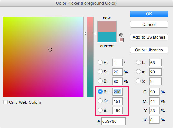 RGB-code