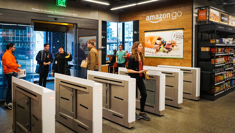 Amazon opens stores without cashiers, lines or registers, Economy https://www.voanews.com/a/amazon-opens-store-no-cashiers-linese-registers/4219132.html