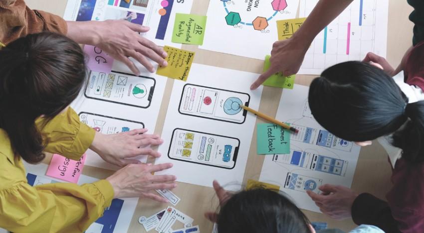 Le design thinking ou l'art de penser de façon créative